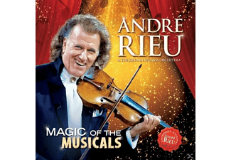 André Rieu - Magic Of The Musicals (CD)