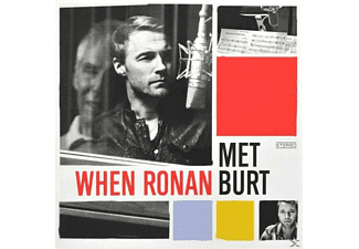 Ronan Keating - When Ronan Met Burt - (CD)