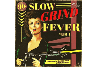 VARIOUS - Slow Grind Fever 01 - (Vinyl)