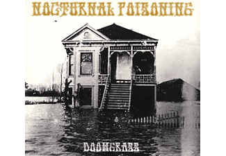 Nocturnal Poisoning - Doomgrass [CD]