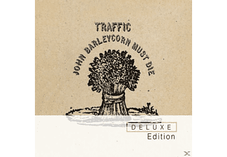 Traffic - John Barleycorn Must Die (Deluxe Edition) - (CD)