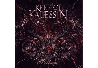 Keep Of Kalessin - Reclaim (Re-Release Incl.3 Bonus Tracks) - (CD)