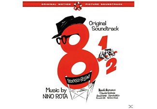 Federico Fellini - 8 1/2 Orginal Soundtrack+11 - (CD)