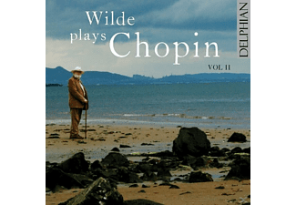 David Wilde - Wilde Plays Chopin Vol.2 - (CD)