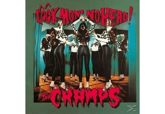 The Cramps - Look Mom No Head! (Coloured Vinyl) [Vinyl]