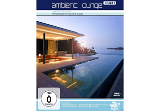 VARIOUS - Ambient Lounge-The Dvd - (DVD)