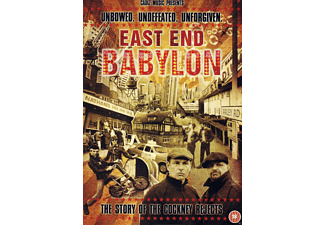 EAST END BABYLON - THE STORY OF THE COCKNEY REJECT - (DVD)