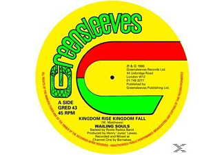 Wailing Souls - Kingdom Rise, Kingdom Fall/A Day Will Come [Vinyl]