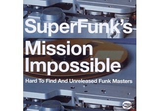 VARIOUS - Super Funk's Mission Impossible - (Vinyl)