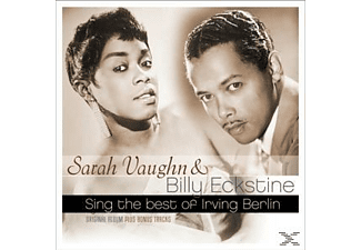 Sarah Vaughan, Billy Eckstine - Sing The Best Of Irving Berlin - (Vinyl)