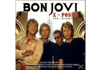 Bon Jovi - X - Posed: The Interview - (CD)