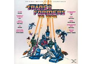 O.S.T. - Transformers (Deluxe) - (Vinyl)