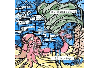 The Brokedowns - Life Is A Breeze - (Vinyl)