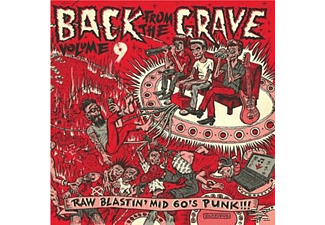 VARIOUS - Vol.9-Back From The Grave - (Vinyl)