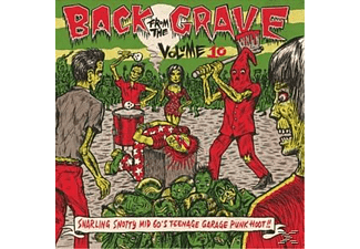 VARIOUS - Vol.10-Back From The Grave - (Vinyl)