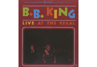 B.B. King - Live At The Regal - (Vinyl)