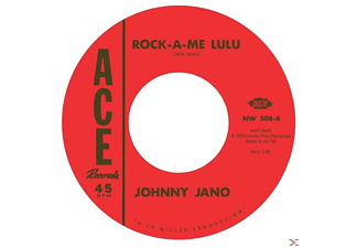 Johnny Jano - Rock-A-Me Lulu - (Vinyl)