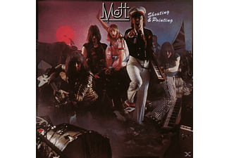 Mott - Shouting And Pointing (Lim.Collector's Edition) - (CD)