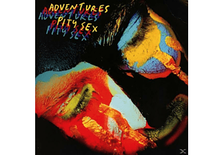 Adventures & Pity Sex - Flowing Through/Behind This Wall/Add Reflex/Gigant [Vinyl]