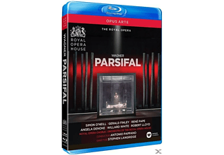 The Royal Opera House - Parsifal [Blu-ray]