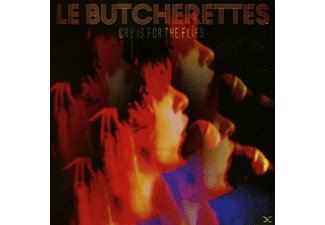 Le Butcherettes - Cry Is For The Flies - (CD)