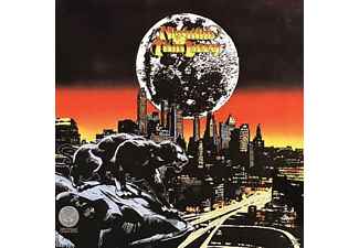 Thin Lizzy - Nightlife (Limited Black To Black LP) [Vinyl]