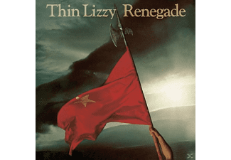 Thin Lizzy - Renegade (Limited Black To Black LP) - (Vinyl)