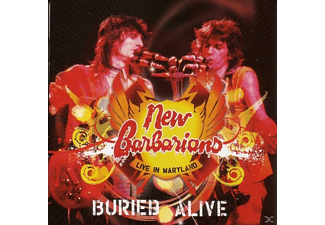 New Barbarians - Live In Maryland - (Vinyl)