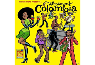 VARIOUS - The Afrosound Of Colombia Vol.2 - (CD)