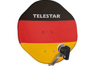 TELESTAR 5102501-AD Alurapid 45 Germany Parabolantenne