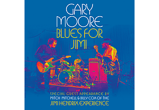 Gary Moore - Blues For Jimi (CD + DVD)