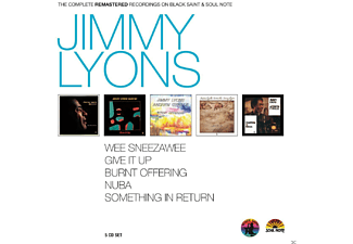 Jimmy Lyons Quintet - Jimmy Lyons - (CD)
