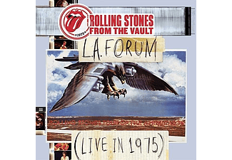 The Rolling Stones - From The Vault - L.A. Forum (CD + DVD)