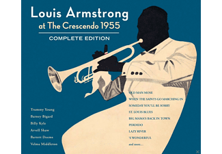 Louis Armstrong - At The Crescendo 1955 - Complete Edition - (CD)