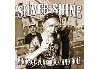 The Silver Shine - Vintage Punk Rock And Roll (CD)