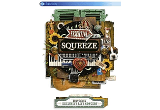 Squeeze - Essential Squeeze (DVD)