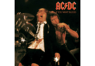 Ac/Dc - If You Want Blood - (Vinyl)