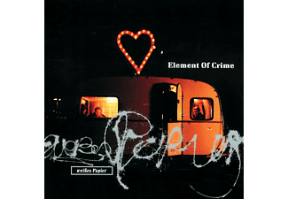 Element Of Crime - Weisses Papier - (Vinyl)