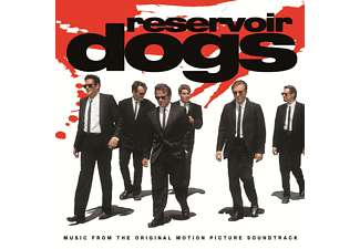 Various Reservoir Dogs Soundtrack CD