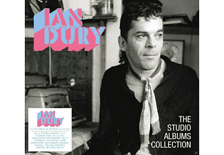 Ian Dury - The Studio Albums Collection [CD]
