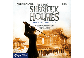 Young Sherlock Holmes - Der Tod kommt leise - (CD)