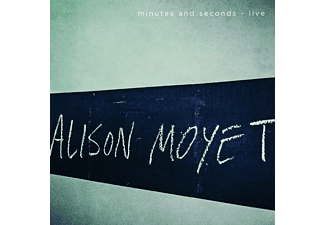 Alison Moyet - Minutes And Seconds:Live [CD]