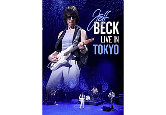 Jeff Beck - Live In Tokyo (DVD)
