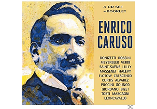 Enrico Caruso - Donizetti, Rossini, Bizet And More - (CD)