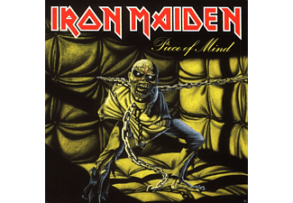 Iron Maiden - Piece Of Mind - (CD + Enhanced CD)