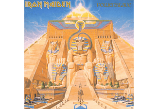 Iron Maiden - Powerslave - (CD EXTRA/Enhanced)