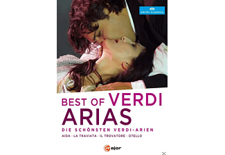 VARIOUS - Best Of Verdi - Arias - (DVD)