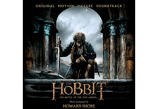 Howard Shore - The Hobbit - The Battle Of The Five Armies (A hobbit - Az öt sereg csatája) (CD)