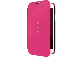 WHITE DIAMONDS Crystal Galaxy S5 mini Handyhülle, Pink