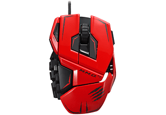 MAD CATZ Tournament Edition M.M.O. Rood